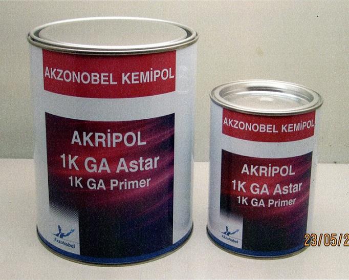 Akripol Yeni Ürün: 1K GA Astar