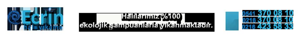 Ecrin Hal� Y�kama Hizmetleri | 0216 370 0810
